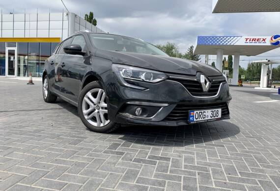 Renault – Megane