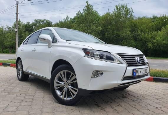 Lexus – RX Series
