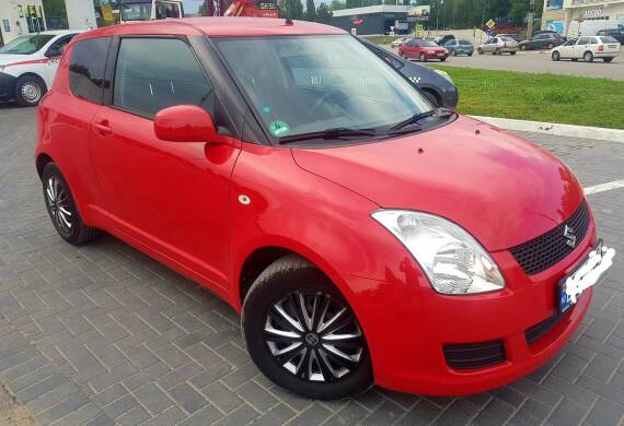 Suzuki – Swift