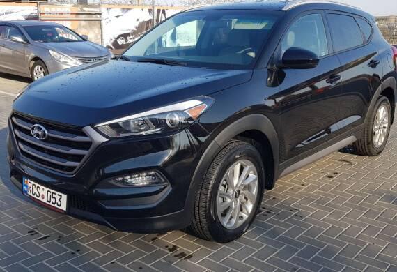 Hyundai – Tucson