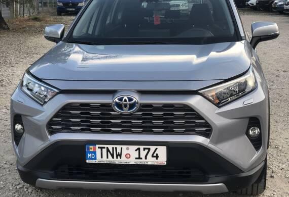 Toyota – Rav 4