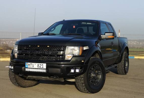 Ford — F-150