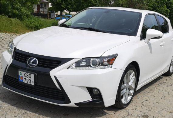 Lexus – CT Series